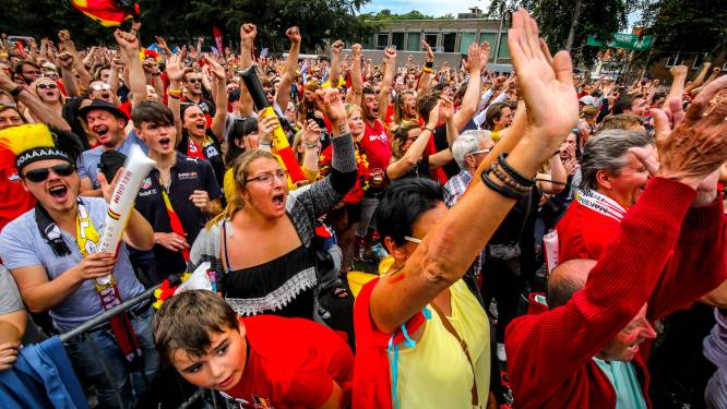Wel of geen Rode Duivels-fandorp in Brugge? Burgemeester en politie overleggen