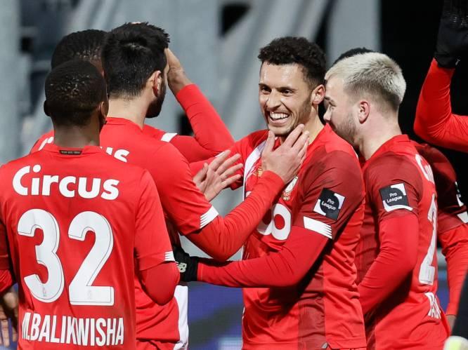 Selim en zijn volgelingen: Amallah speelde Am Kerhweg zoals ze hem in Luik altijd willen zien