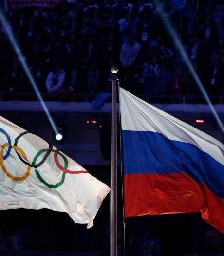 Dopingautoriteit over straf Rusland: 'Niet meer dan logisch'