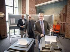 College Borne behoudt meerderheid, maar wat gaat VVD doen?