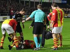 Van der Hulst minimaal vier weken uitgeschakeld