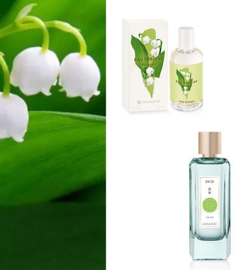 Un 1er mai parfumé grâce à ces 5 produits de beauté au muguet