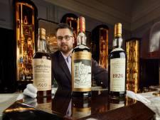 Veiling 'perfecte' verzameling: Gooding wilde whisky van elke distilleerderij
