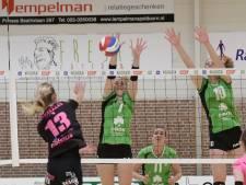 'Kwetsbare' volleybalsters FAST hard onderuit tegen laagvlieger Alterno