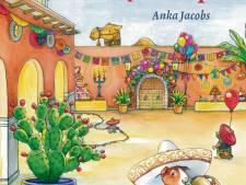 Kinderboek vanuit Borne op zwerftocht