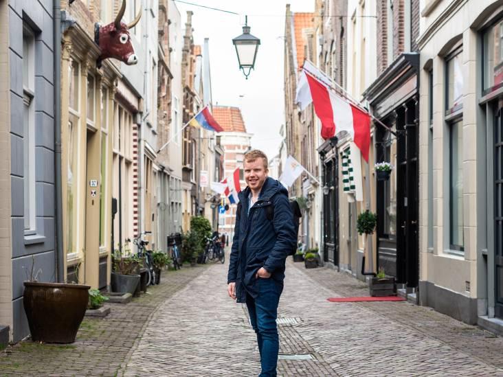 Erik wil zijn geliefde stad niet uit: 'Ik ben een Dordtenaar in hart en nieren'
