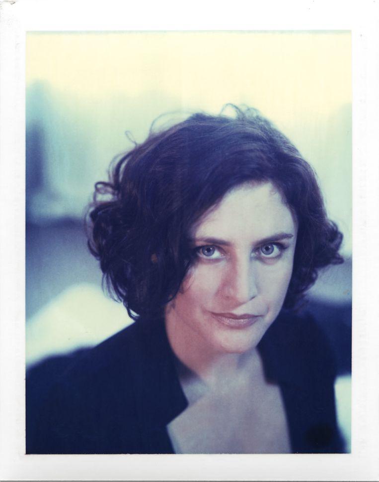 Cathérine Ongenae, voormalig coördinator van de weekendbijlage DM Wax. Beeld Carmen De Vos