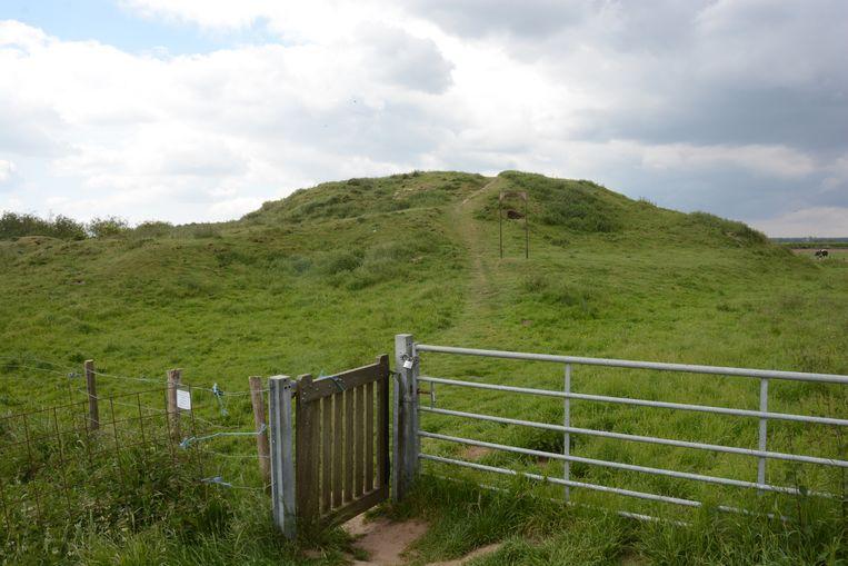 De Singelberg is enkel nog een heuvel, maar wel een beschermd landschap.