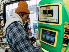 Derde hoogste jackpot ooit in de VS: 1 miljard dollar voor gelukkige uit Michigan
