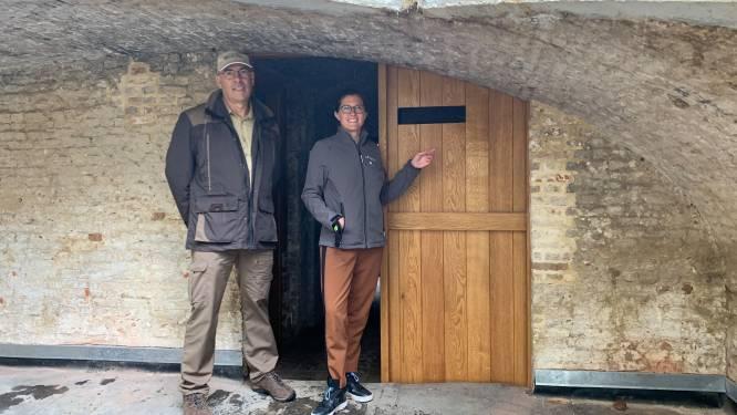 """Oude 'ijskelder' wordt vleermuiskelder: """"De geschiedenis van dit bouwsel blijft wel een mysterie"""""""