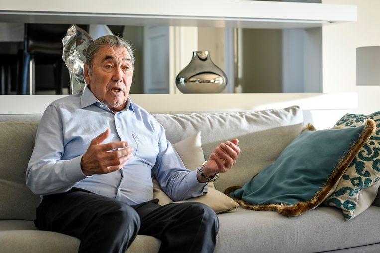 Eddy Merckx. Beeld Photo News