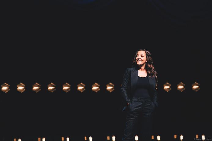 Camille Lellouche en spectacle à la Cigale