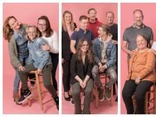 Bijzondere gezinnen: 'Toch nog drie mooie kinderen, ik vind het een groot cadeau'
