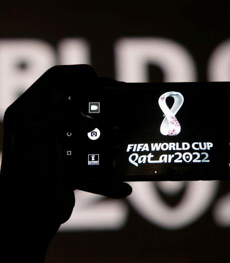 Loting voor WK voetbal in Qatar op 1 april