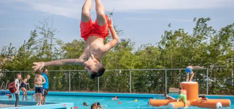 Ouders mogen na het weekend weer mee met kinderen die gaan zwemmen in Thoolse baden