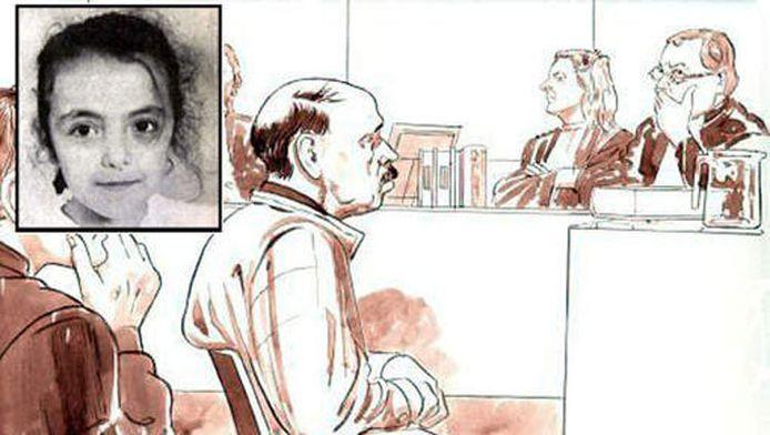 Semiha (inzet) werd vermoord door haar overbuurman Geert B.