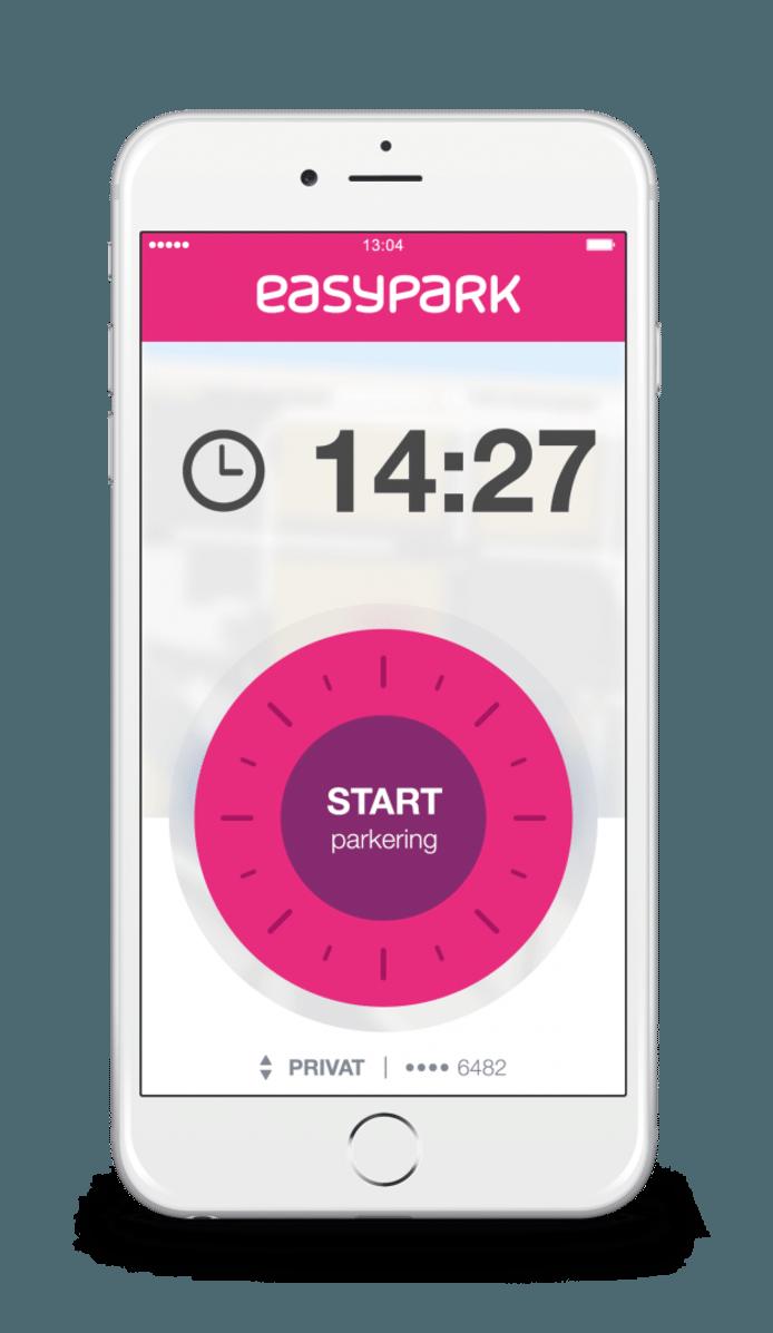 EasyPark is naar eigen zeggen de grootste parkeerapp van Europa.