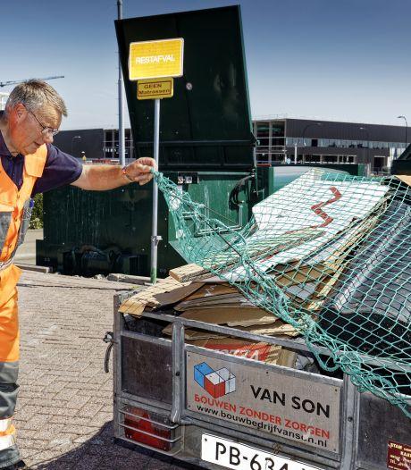 Milieustraat in Waalwijk moet verhuizen of fors aangepakt worden: 'Ook verkeersoverlast vraagt om oplossing'
