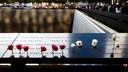 Het herdenkingsmonument voor de slachtoffers van de aanslagen op 11 september 2001.