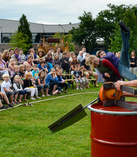 Einde zomerfestival En Plein Public