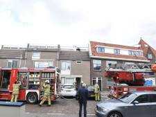 Brand in slaapkamer van woning aan Utrechtse Wulpstraat