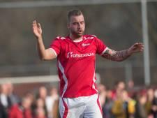 Hattrick Rik van der Eerden bij rentree in shirt van AZSV; Longa'30 te sterk voor Grol