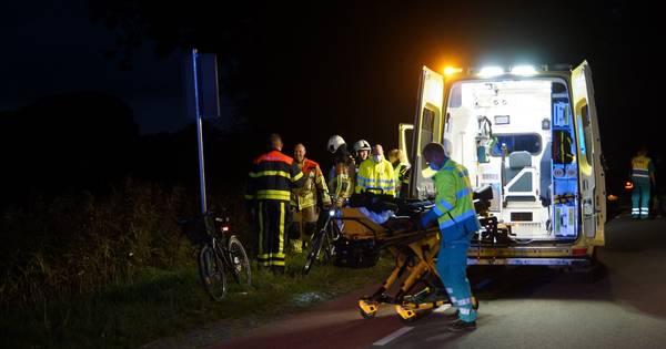 Motorrijder uit Raamsdonksveer overleden bij ongeluk in Sprang-Capelle.
