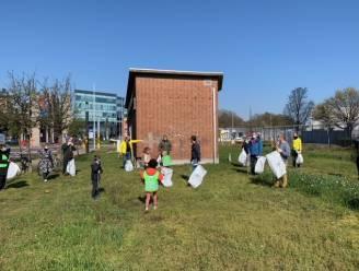 """Oppositiepartij N-VA klaagt zwerfvuilnis aan: """"Sluispark lijkt wel openbare asbak"""""""