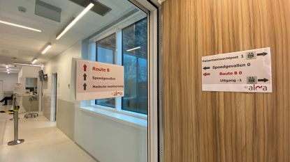AZ Alma versoepelt bezoekregeling: niet langer één vaste bezoeker per patiënt