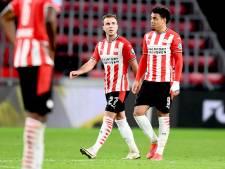 Invallers Götze en Malen maken slechte eerste helft goed voor PSV tegen Vitesse
