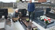 """""""Laffe dieven stalen het grafmonument van onze dochter"""""""