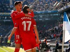 Sevilla weet eindelijk weer wat winnen is