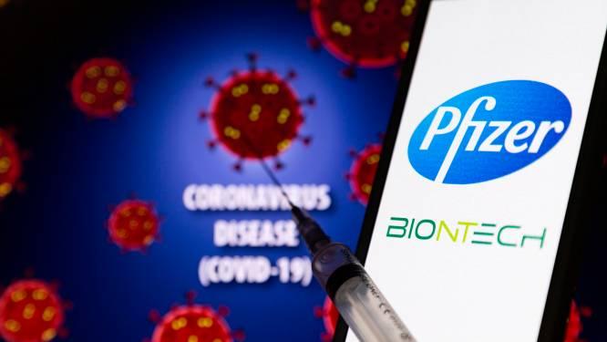 """Une distribution du vaccin de Pfizer """"possible"""" cette année"""