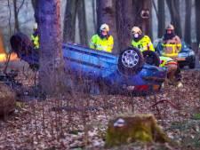 Dramatisch ongeluk bij Apeldoorn: man (21) belt vermoedelijk in kritieke toestand zelf zijn vader