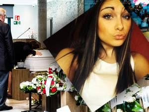 """Dernier adieu à Cassandra, tuée dans un terrible accident de la route: """"Pardonne-moi pour tout"""""""