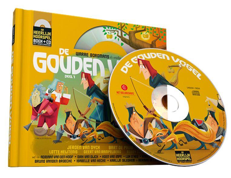 Hoorspel 3: de gouden vogel Beeld Humo