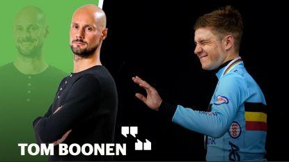 """Boonen over Evenepoel: """"De rest zal borst nat moeten maken als ze de komende jaren nog prijzen willen pakken"""""""