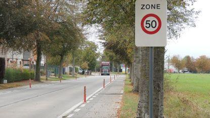Man geflitst aan 82 in zone 50… aan eigen voordeur