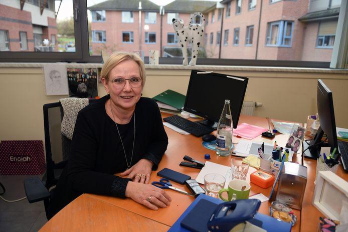 Hilde Vanderlinden, Psycholoog-Referentiepersoon Dementie in Bertem.