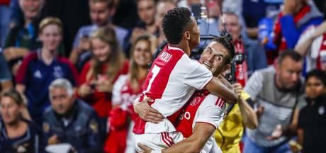 De nieuwe Ajax-norm: 'Het was soms echt genieten in het veld'