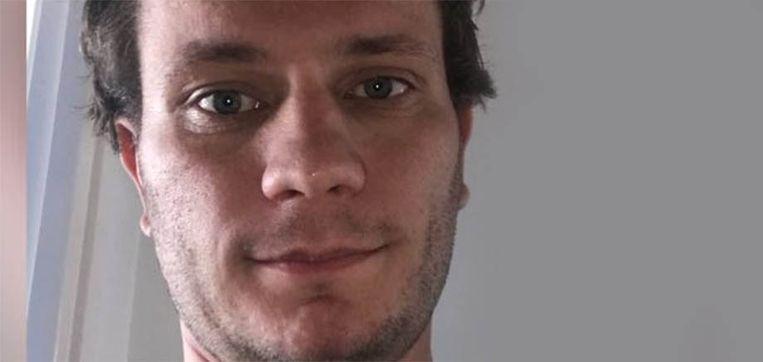 Kasper Hermans Beeld Privéfoto