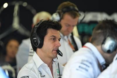 Teambaas Mercedes: Minder punten gescoord dan gehoopt
