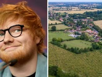 """Extravagante details maken woning van Ed Sheeran net mínder waard: """"Hij zal Sheeranville nooit verkocht krijgen"""""""