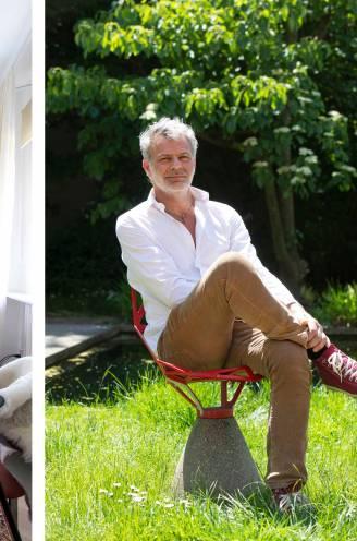 """Stefan Boxy en zijn vrouw Carine lieten hun huis renoveren door Maarten Van Severen: """"Hij heeft het nooit kunnen afronden"""""""