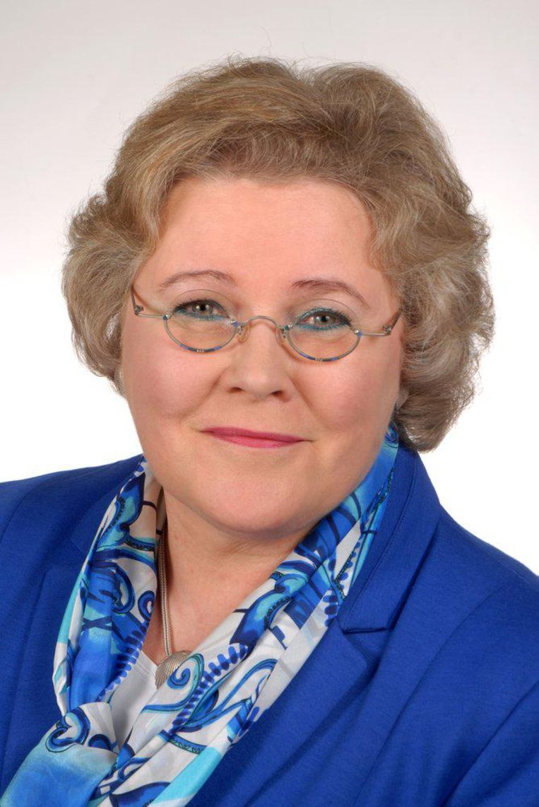 Kristin Rose-Möhring Beeld
