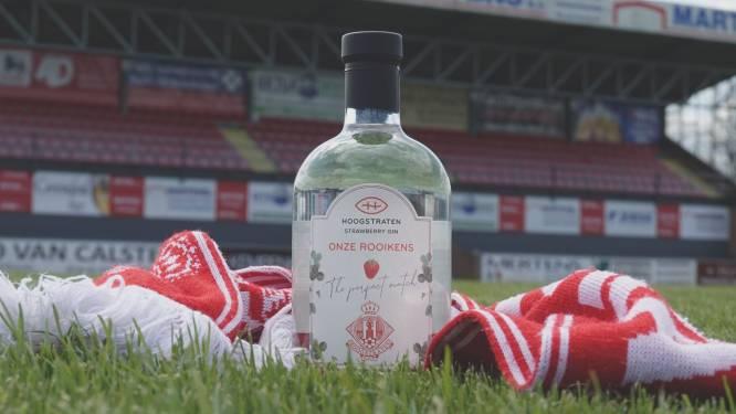 Hoogstraten VV lanceert eigen gin 'Onze Rooikens'