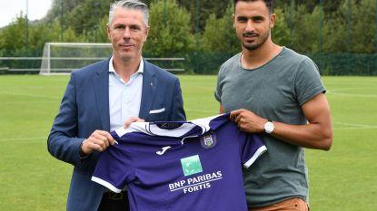 """Chadli trekt voor één jaar naar Anderlecht: """"Nacer maakt het team compleet"""""""