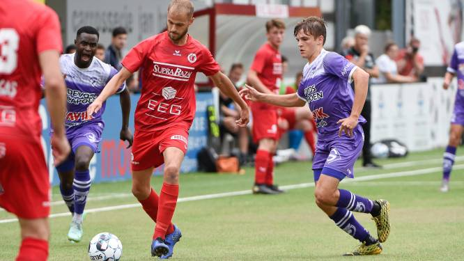 Indy Vancraeyveldt (FC Gullegem) met eerste goal van het seizoen matchwinnaar in duel met ex-ploeg Harelbeke