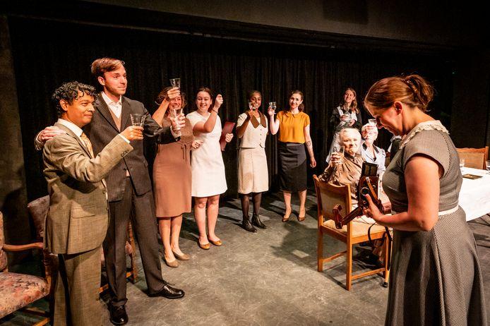 Theatervoorstelling Vrouwen van de Wereld