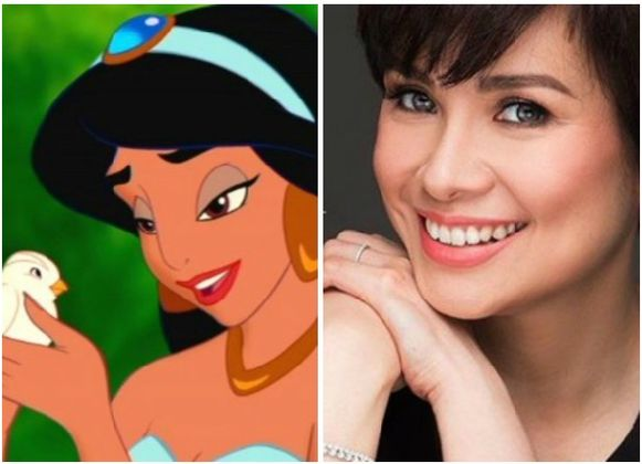 Lea Salonga is de stem van prinses Jasmine.